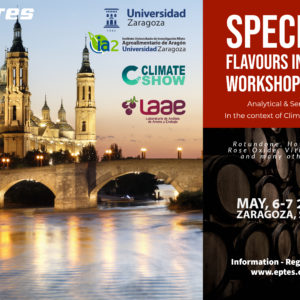 Special Flavours in Wine Workshop